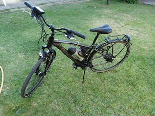 Bicicleta Orbea gama alta pasada electrica