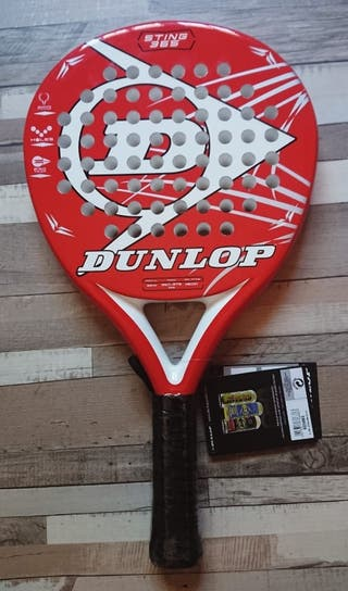 Padel - Pala Dunlop Sting 365