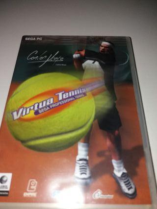 Juego Pc Virtua Tennis