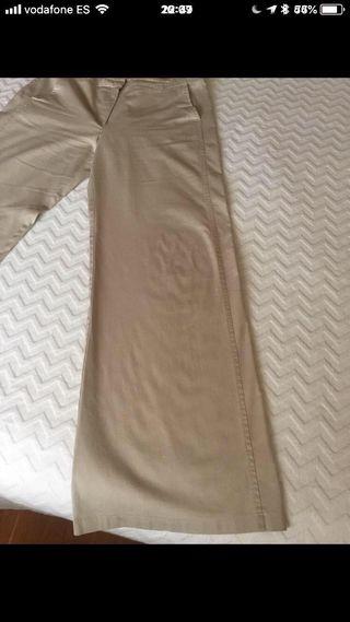 Pantalones mujer Mango T 42