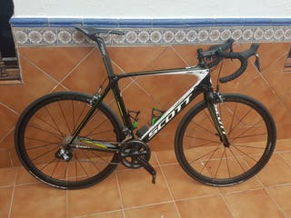 Bicicleta de carretera Scott Foil Team Issue