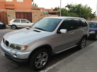 BMW X5 2003 184cv Manual