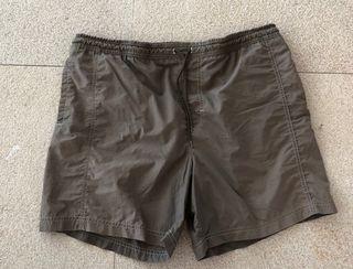 maillot de bain maron taupe L ou XL