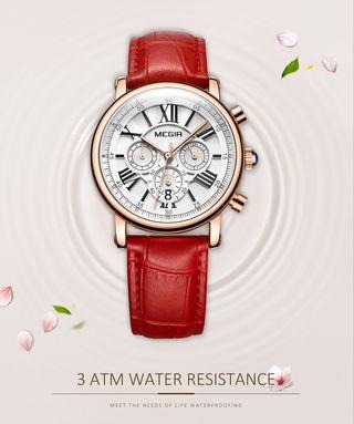 Reloj MEGIR 1950 de mujer