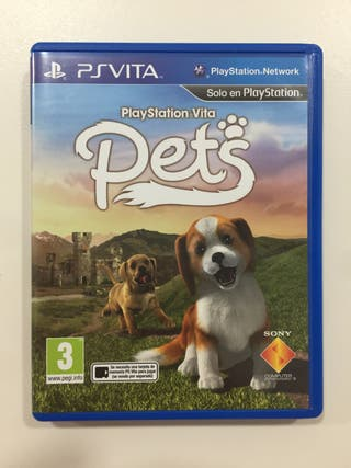 PlayStation Vita - Pets