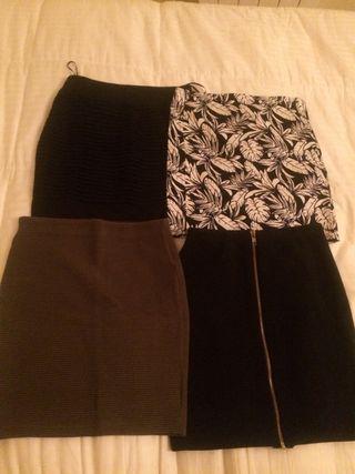 Pack faldas