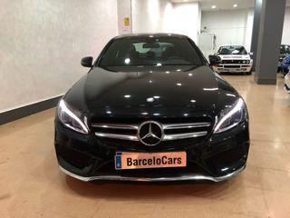 Mercedes-Benz Clase C AMG 220d 170 7G-tronic