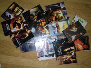 Lote 20 Películas DVD