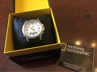 Reloj NATIONAL GEOGRAPHIC NGS