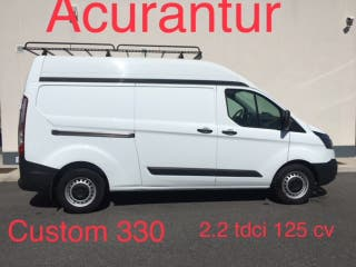 Ford Transit Custom 2015 125 cv