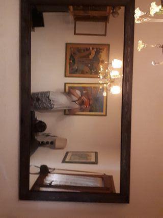 Espejo de grandes dimensiones de segunda mano por 180 - Espejos grandes segunda mano ...