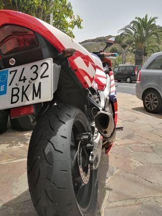 Honda cbr 600 f4 sport