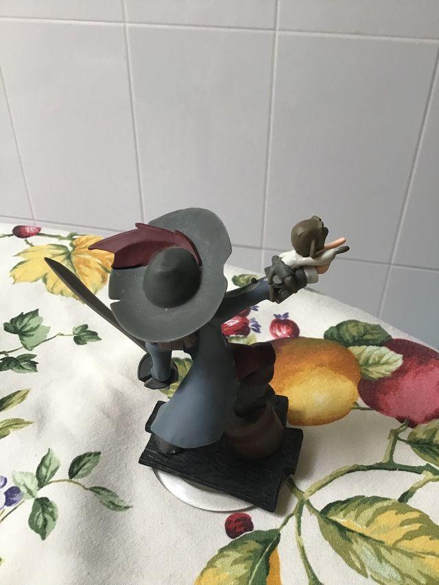 Figura Disney Infinity barba negra