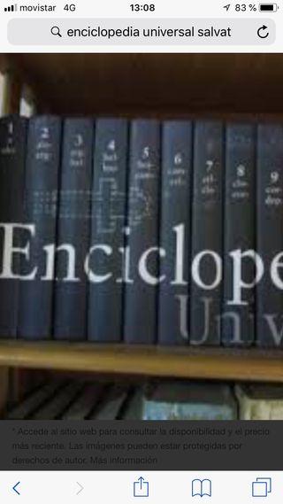 Enciclopedia salvat 33 tomos