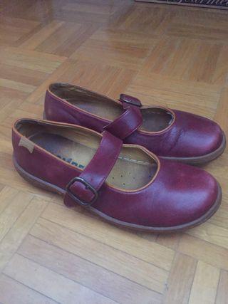 Zapatos Camper (cuero). Talla 36