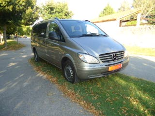 Mercedes-Benz Vito 2010 111 cdi larga