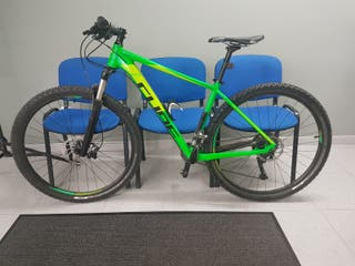 Bicicleta Cube Limited Pro - 2016 (Talla XL)
