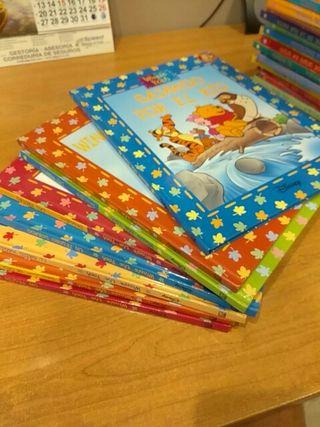 colección libros Winnie the pooh