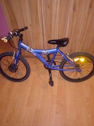 bici 20 pulgadas hasta 9 años