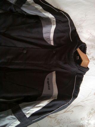 chaqueta moto gorotex