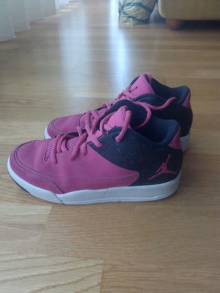 Zapatillas Niño/a Jordan Flight (Rosas)