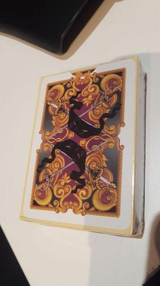 juego de cartas de poker la princesa prometida