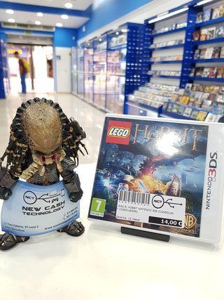 LEGO EL HOBBIT NINTENDO 3DS IMPECABLE