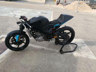 cbr 250 cc para circuito