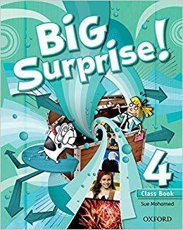 Big Surprise! 4. Class Book.