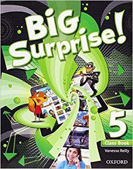 Big Surprise! 5. Class Book.