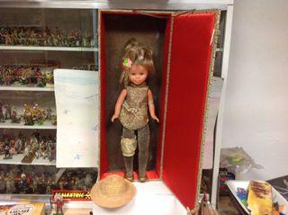 Nancy muñeca famosa