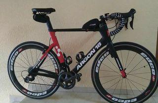 Bicicleta Aero Argon18 Nitrogen