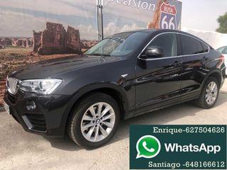 BMW X4 3.0D AUT