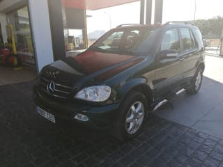 Mercedes-Benz ml 400 2003