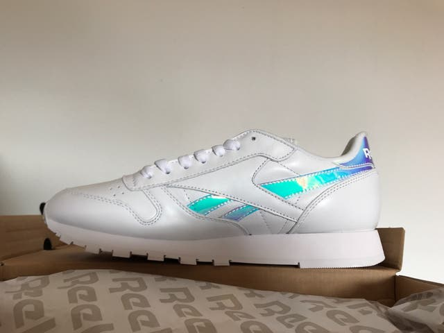 Reebok CL leather RD Men White 40.5