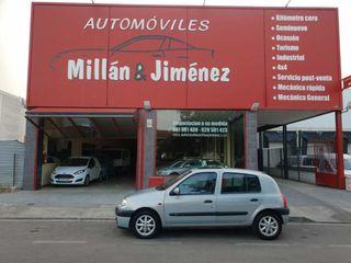 Renault Clio 1.4I RXE AUTOMATICO