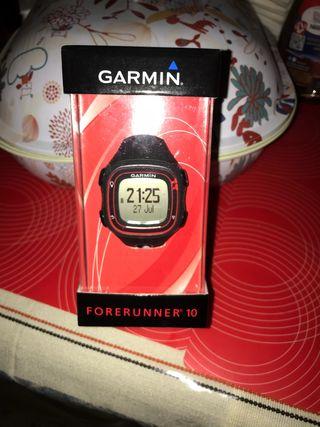 Reloj deportivo con GPS Garmin