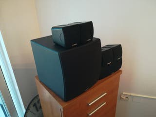 Set altavoces home cinema