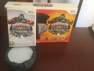 Juego Skylanders Giants para Wii