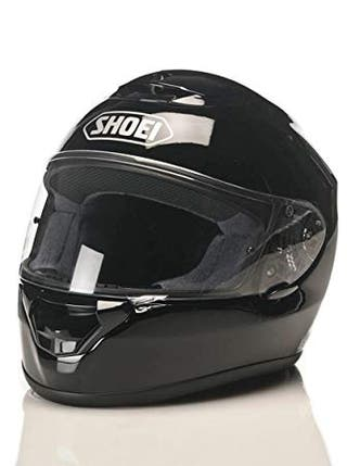 Casco Shoei Qwest NEGRO : XL