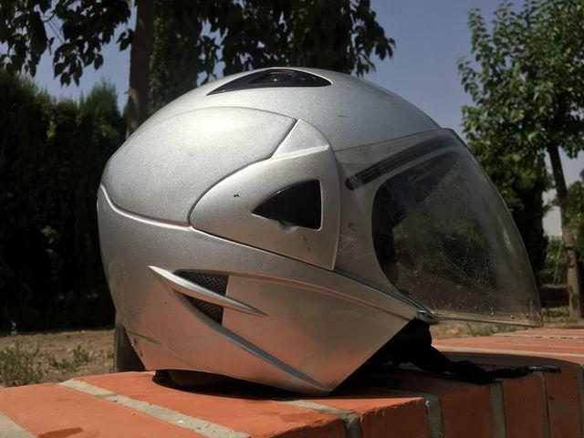 d0e92384e0ac4 Casco semi integral para moto de segunda mano por 15 € en Cájar en ...