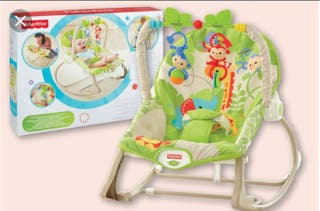 Hamaca infantil fisher price
