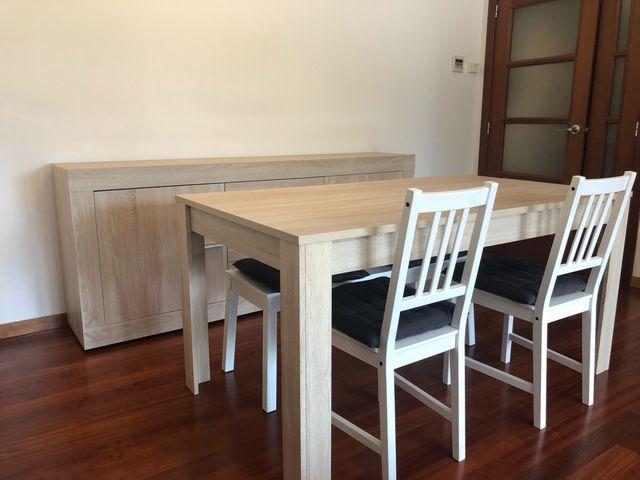 Muebles comedor conjunto 3 piezas de segunda mano por 350 € en ...