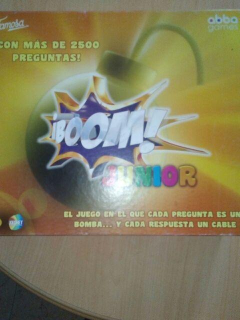 Juego De Mesa Boom Junior De Segunda Mano Por 15 En Palma De