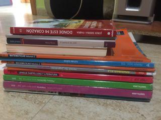 Libros 2 ESO colegio diocesano