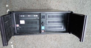 carcasa caja pc tipo rack