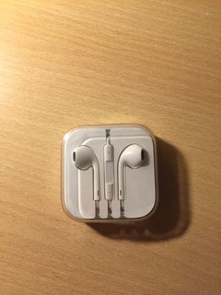 Auriculares earpods iphone