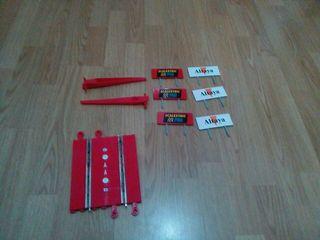 lote accesorios de scalextric