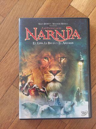 LAS CRÓNICAS DE NARNIA (DVD)