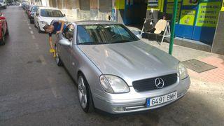 Mercedes-Benz slk 230 kompresorAMG 2000
